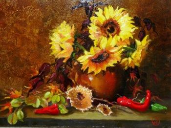 Oil on Canvas, 16 x 20