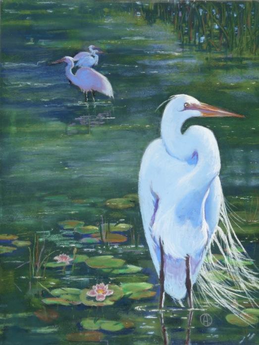 Oil on canvas, 24 x 18