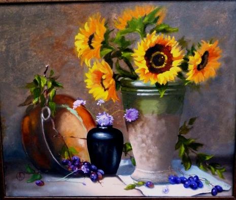 Oil on Canvas, 24 x 28