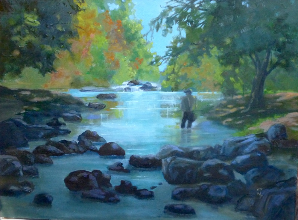 Oil on canvas, 20 x 24, prints available, various sizes